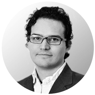 Saul Salinas, Data Scientist at Teranalytics